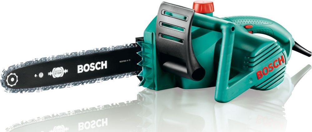 Электрическая цепная пила Bosch