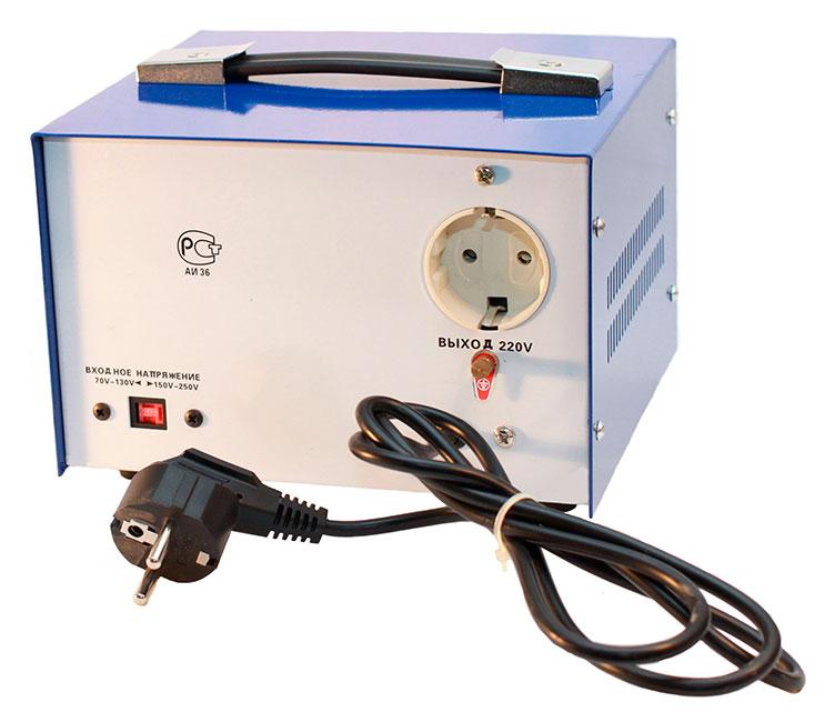 elektromehanicheskii stabilizator naprazhenia