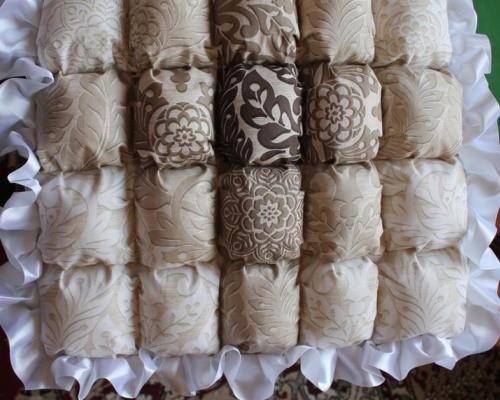 nebolshoe-odeyalo-dlya-malysha-v-tekhnike-bonbon Одеяло Бомбон. Мастер класс по изготовлению одеяла бомбон