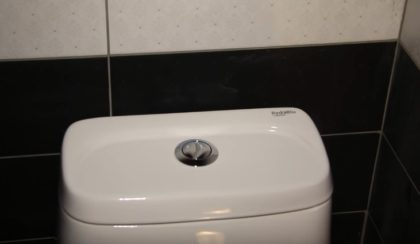 Кнопка установлена, но без фиксации
