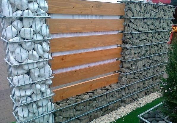 Забор из габионов – пошаговая инструкция для возведения своими руками