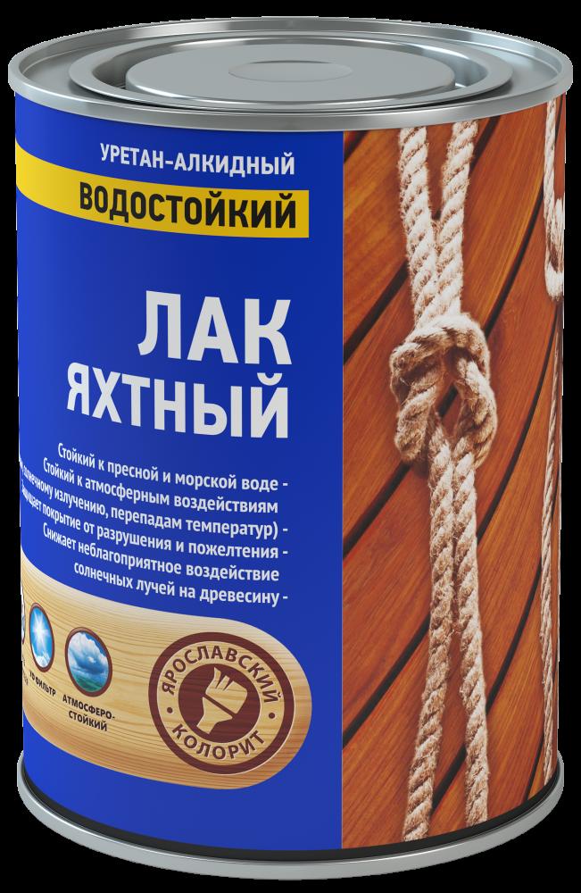 Уретан-алкидный яхтный лак