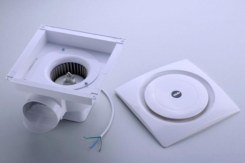 Вентилятор прямоугольной формы центробежный