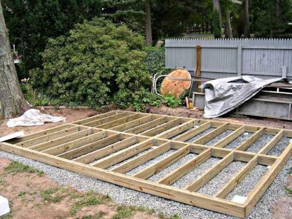 Строительство сарая на дачном участке металлический и пластиковый выбор фундамента и крыши из поддонов своими руками
