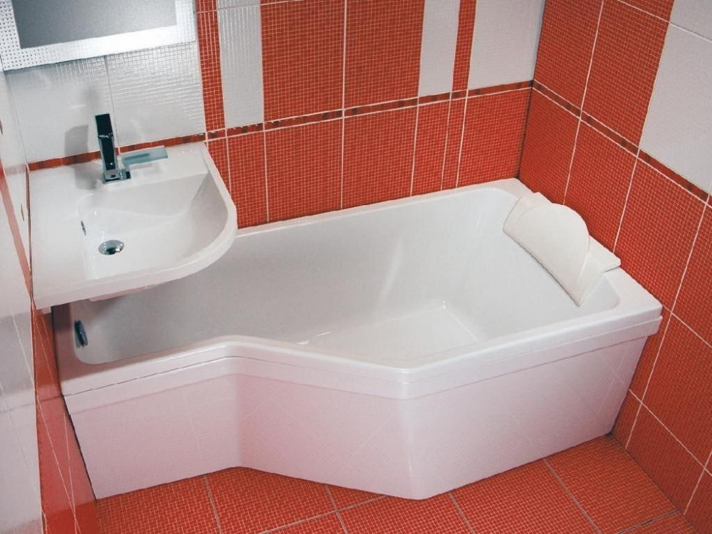 Ванна Ravak BeHappy 150х75 левая