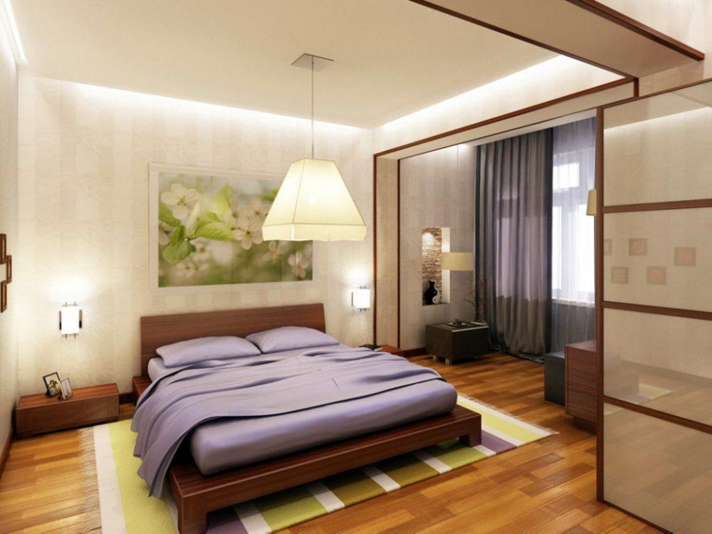 Объединение балкона с комнатой позволяет существенно расширить жилое пространство