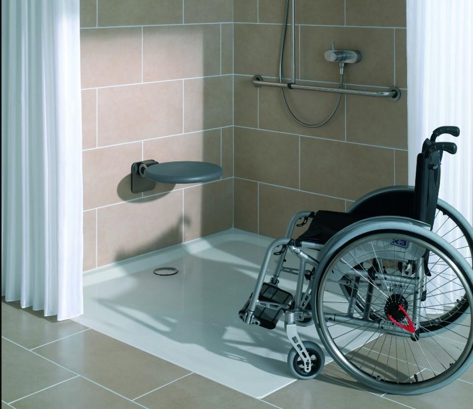 Душевые кабины для инвалидов