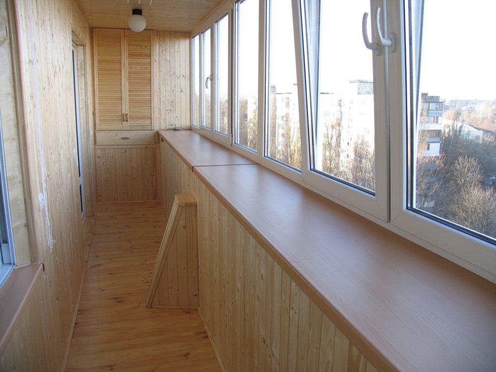 Отливы и подоконники для балконов