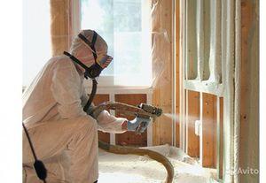 Пенополиуретаном для утепления стены внутри квартиры
