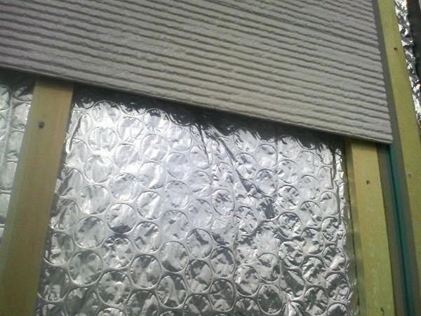 отражающая теплоизоляция для стен фото