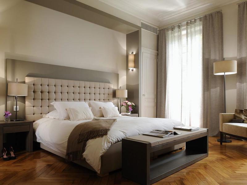 Простой ремонт спальни варианты