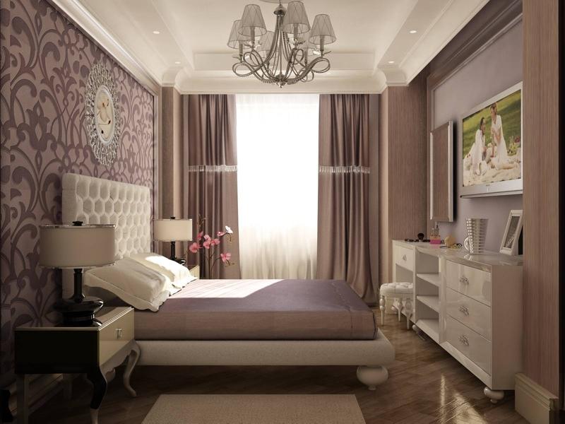 Ремонты в спальне дизайн