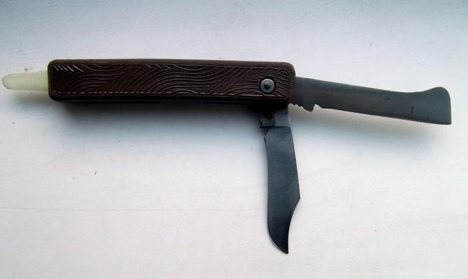 Назначение и виды садовых ножей фото