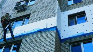 Утепление зданий и фасадов