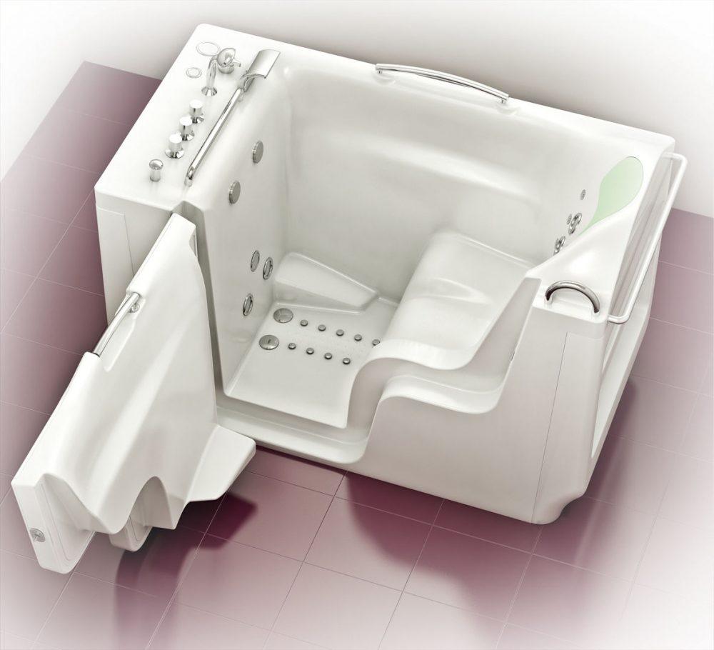 Ванна для инвалидов