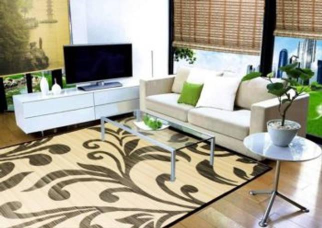 Бамбуковый шелк ковры - что это и какие есть преимущества?