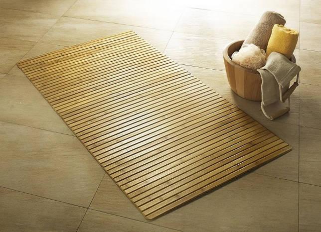 Продажа ковров из бамбука