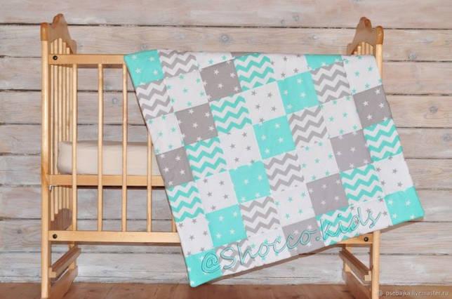 Подбор одеяла для новорожденного