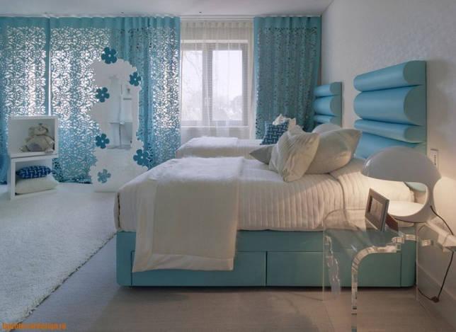 Бюджетный декор стен в спальне своими руками: оригинальные идеи