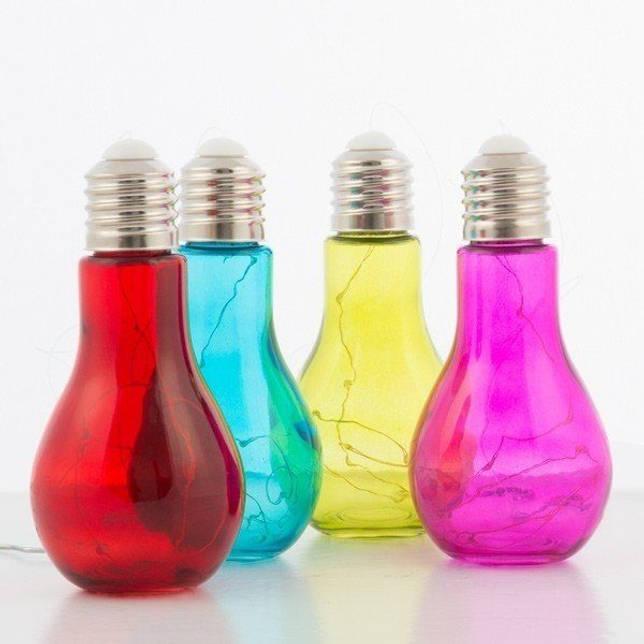 Что сделать из перегоревшей лампочки: полезные советы