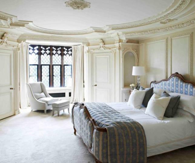 Идея оформления спальни