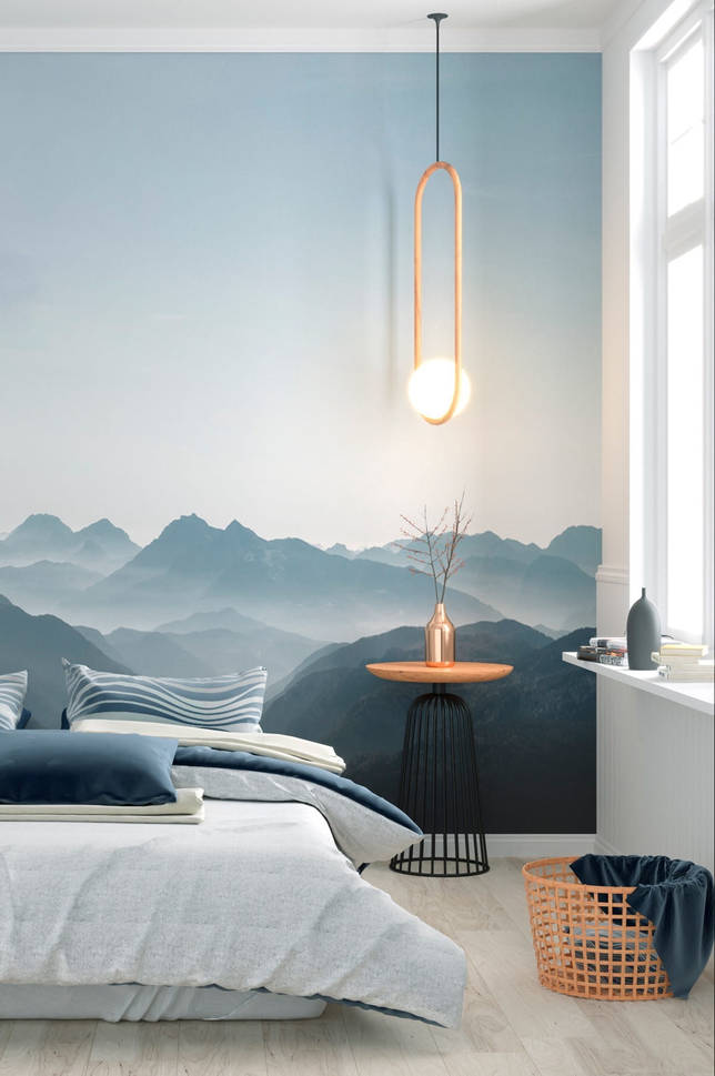 дизайн интерьера спальни фото 17