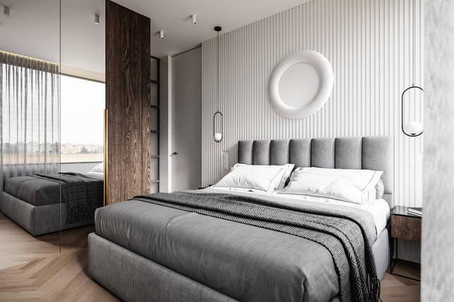 дизайн интерьера спальни фото 21