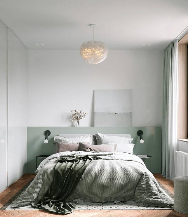 дизайн интерьера спальни фото 42