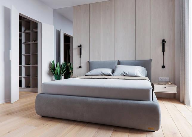 дизайн интерьера спальни фото 44