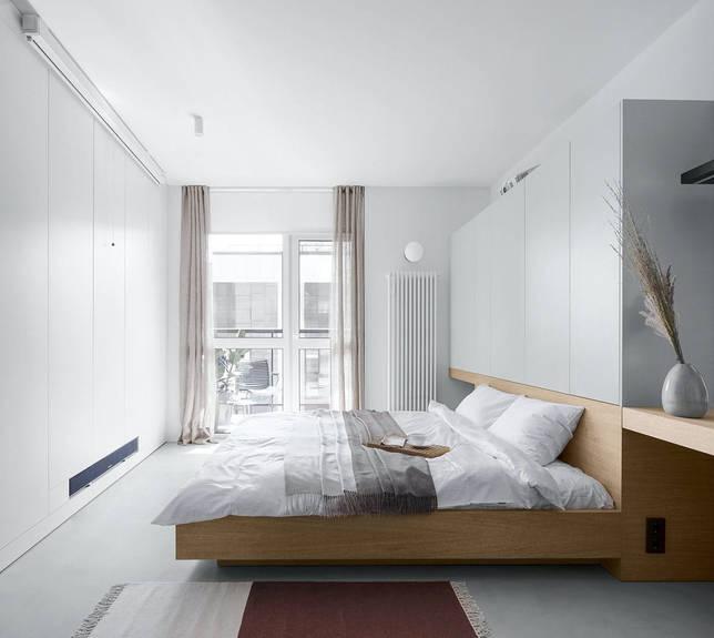 дизайн интерьера спальни фото 51