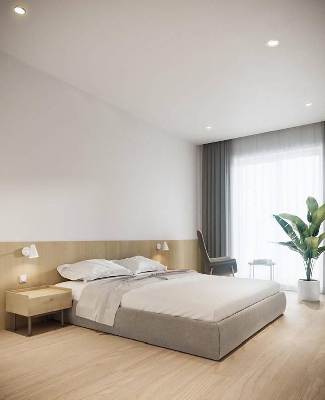 дизайн интерьера спальни фото 52
