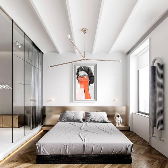 дизайн интерьера спальни фото 54