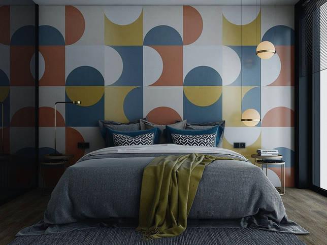 дизайн интерьера спальни фото 62