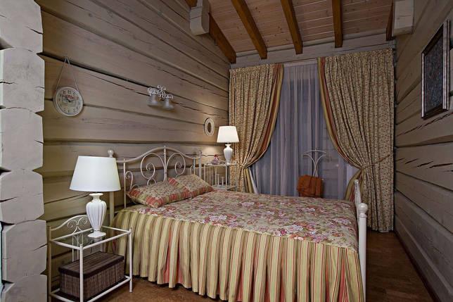 Спальня в стиле кантри - прованс