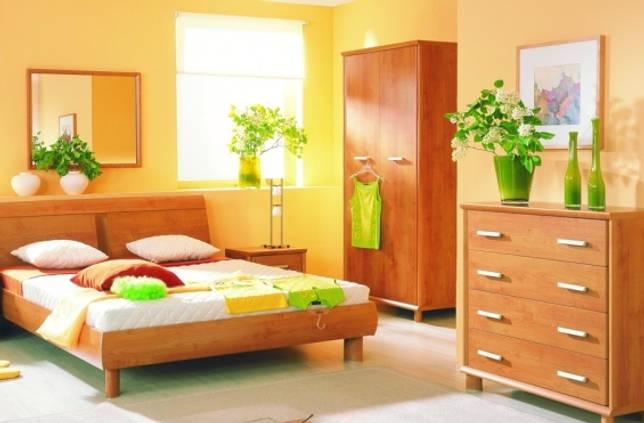 Идеальный цвет для супружеской спальни: молодой и пожилой