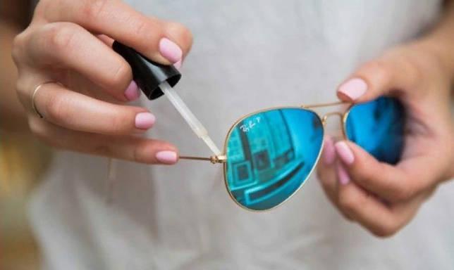Использование лака для ногтей в быту: для ремонта и декорирования