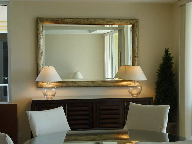 Из чего состоит зеркало: технология производства зеркал.