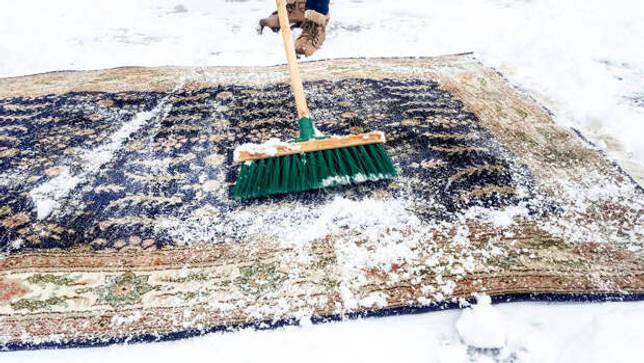 10 способов чистки ковра, после которых он будет как новый