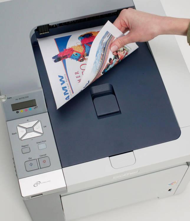 Как отменить двустороннюю печать на принтере