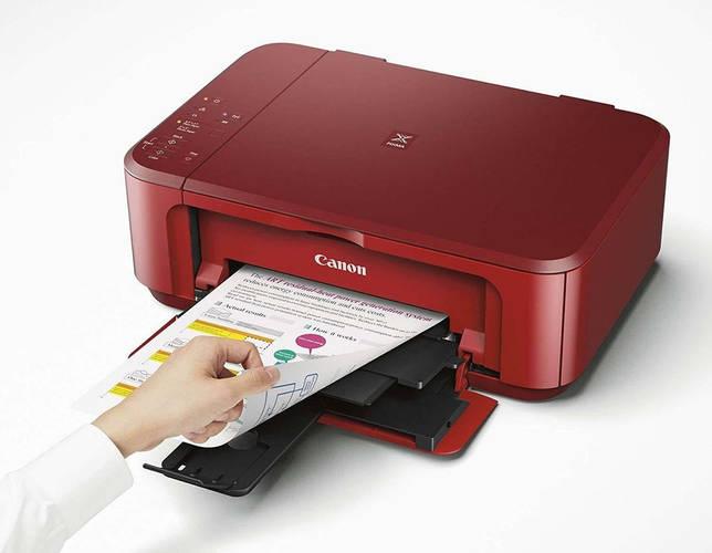 Принтер Canon с функцией двусторонней печати
