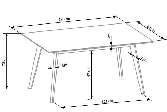 Как сделать обеденный стол самостоятельно: материал, конструкция