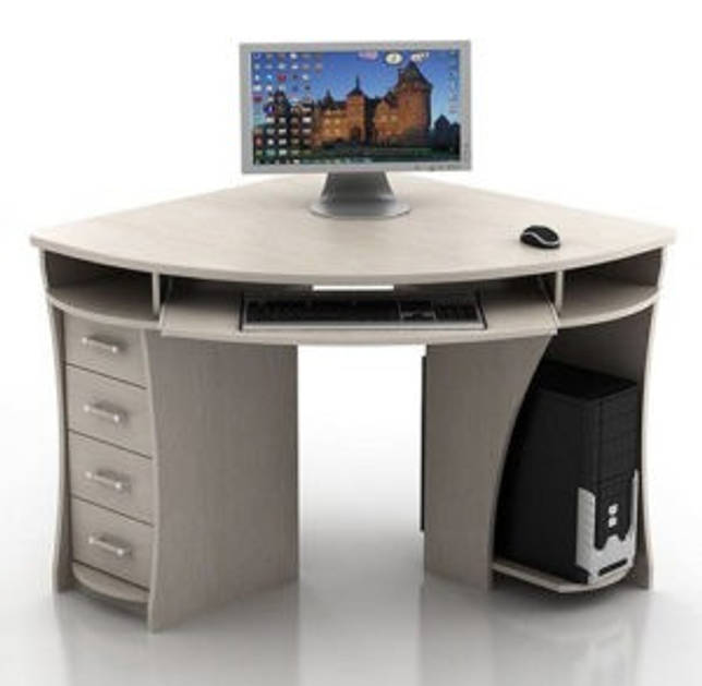 Компьютерный стол НАЯ КС-2