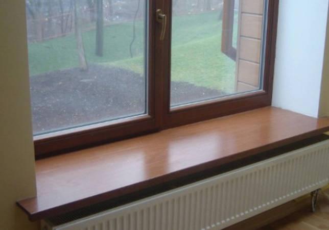 Теплый подоконник: как избежать холодного ветра под окном