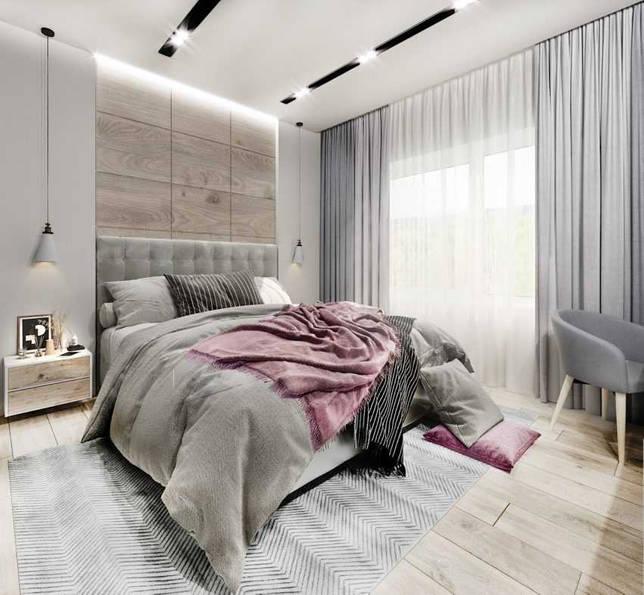 Как украсить кровать в спальне своими руками с помощью тканей, живописи и других способов?
