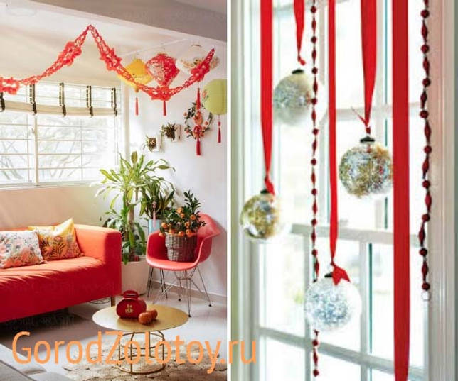 Как украсить спальню к Новому году: интересные идеи декора, как быстро и недорого украсить комнату