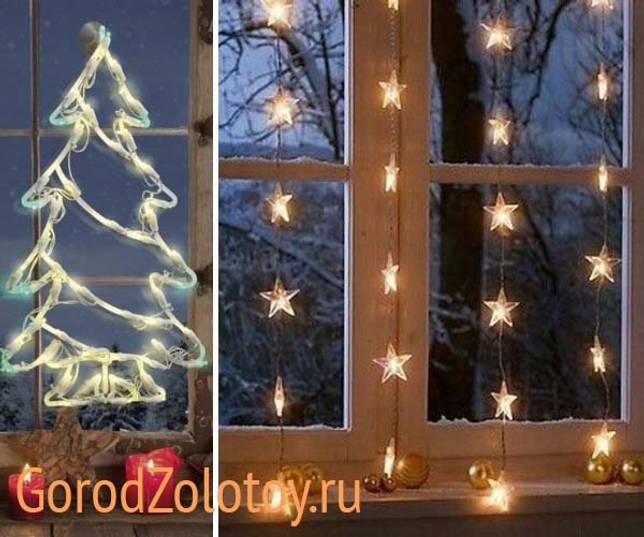 Как украсить телевизор на новый год: еловыми ветками, дождиком и мишурой