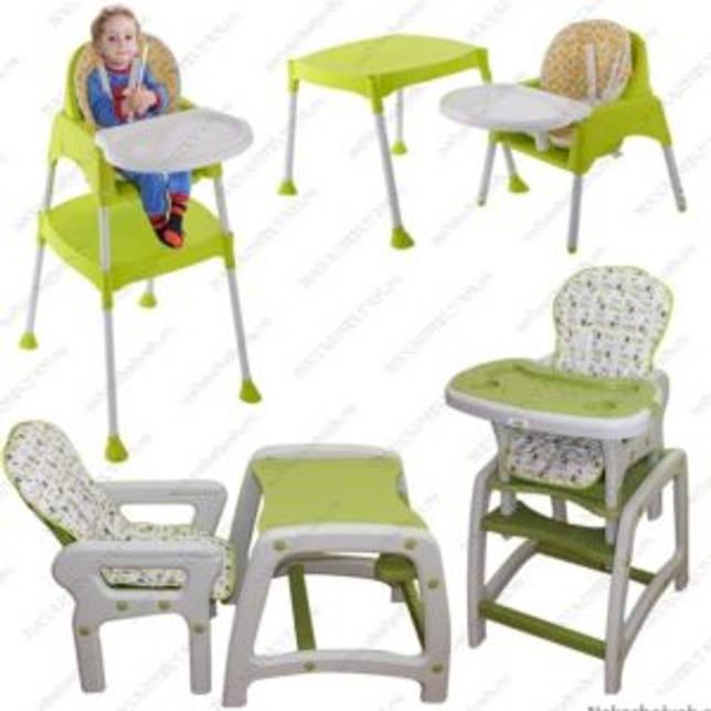 виды стульчиков для кормления