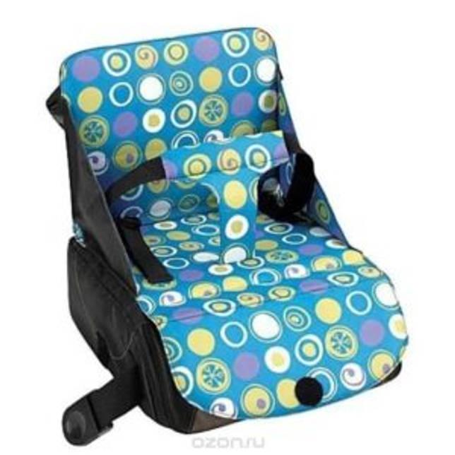 как выглядит дорожный стульчик для кормления