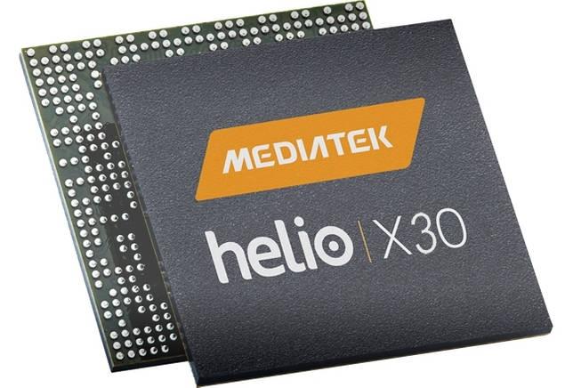 MediaTek Helio X