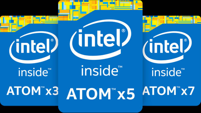 Intel Atom x